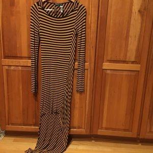 OWNED BY BETSEY JOHNSON- Striped Dress
